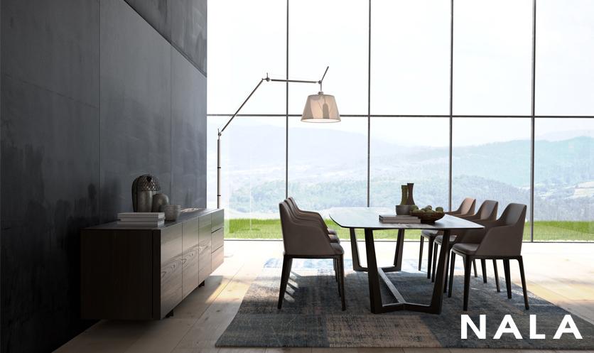 Nala interiorismo y decoraci n de comedores en monterrey for Comedores modernos en puebla