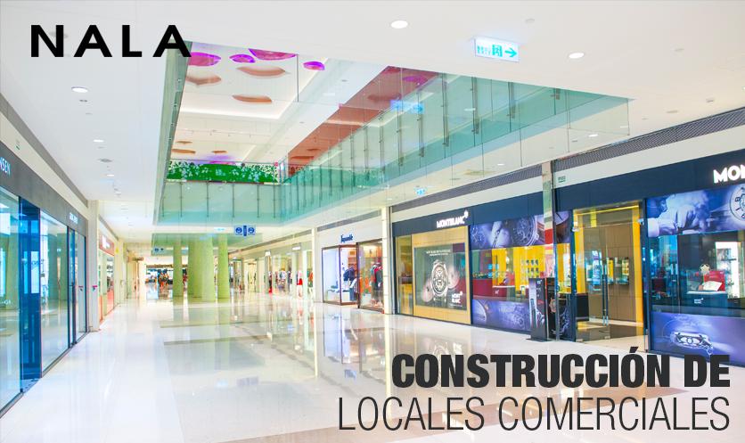 Arquitectura Y Construcci N De Locales Comerciales En