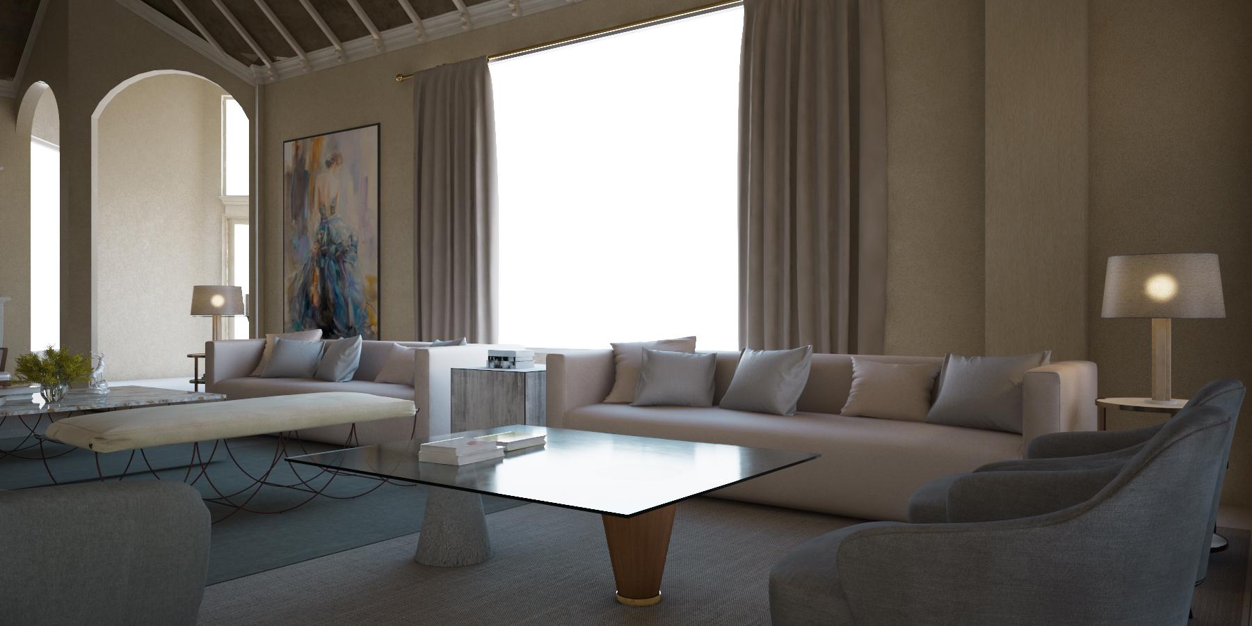 Diseno de interiores salas pequenas modernas for Decoracion de interiores monterrey