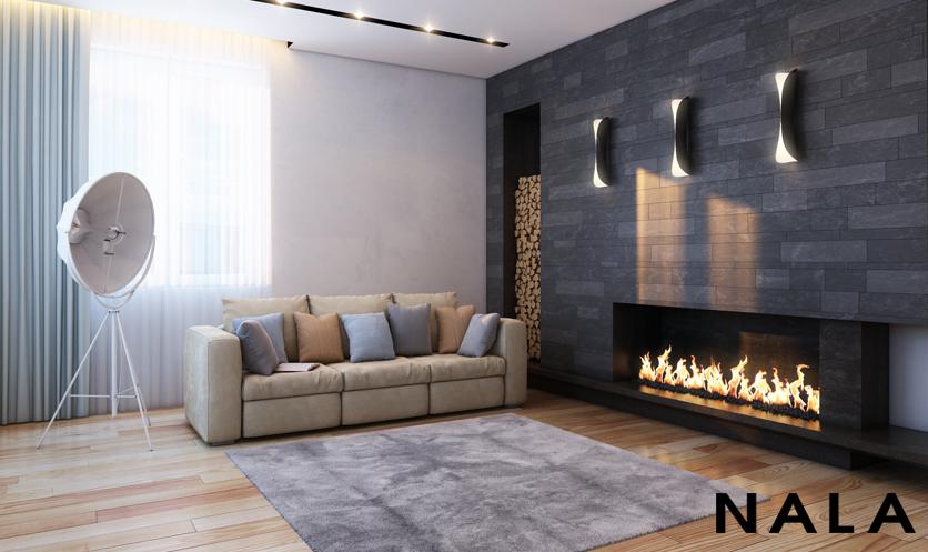 Nala interiorismo y decoraci n de salas en monterrey for Interiores de salas modernas